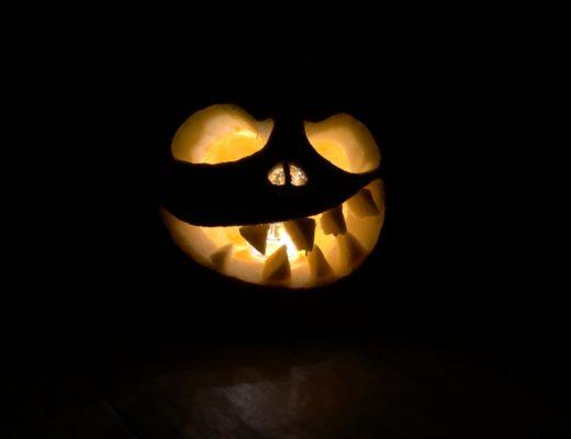 Oh Happy Halloween – Gruseligen Halloween Kürbis selbst machen