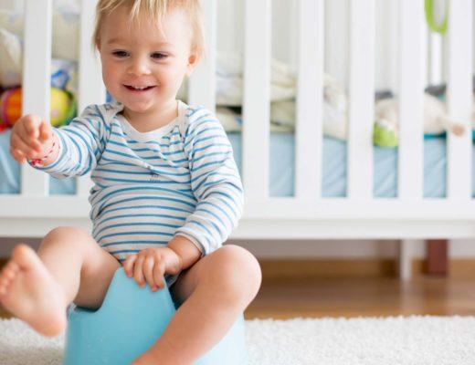 Töpfchentraining – Wie wird mein Kind trocken?