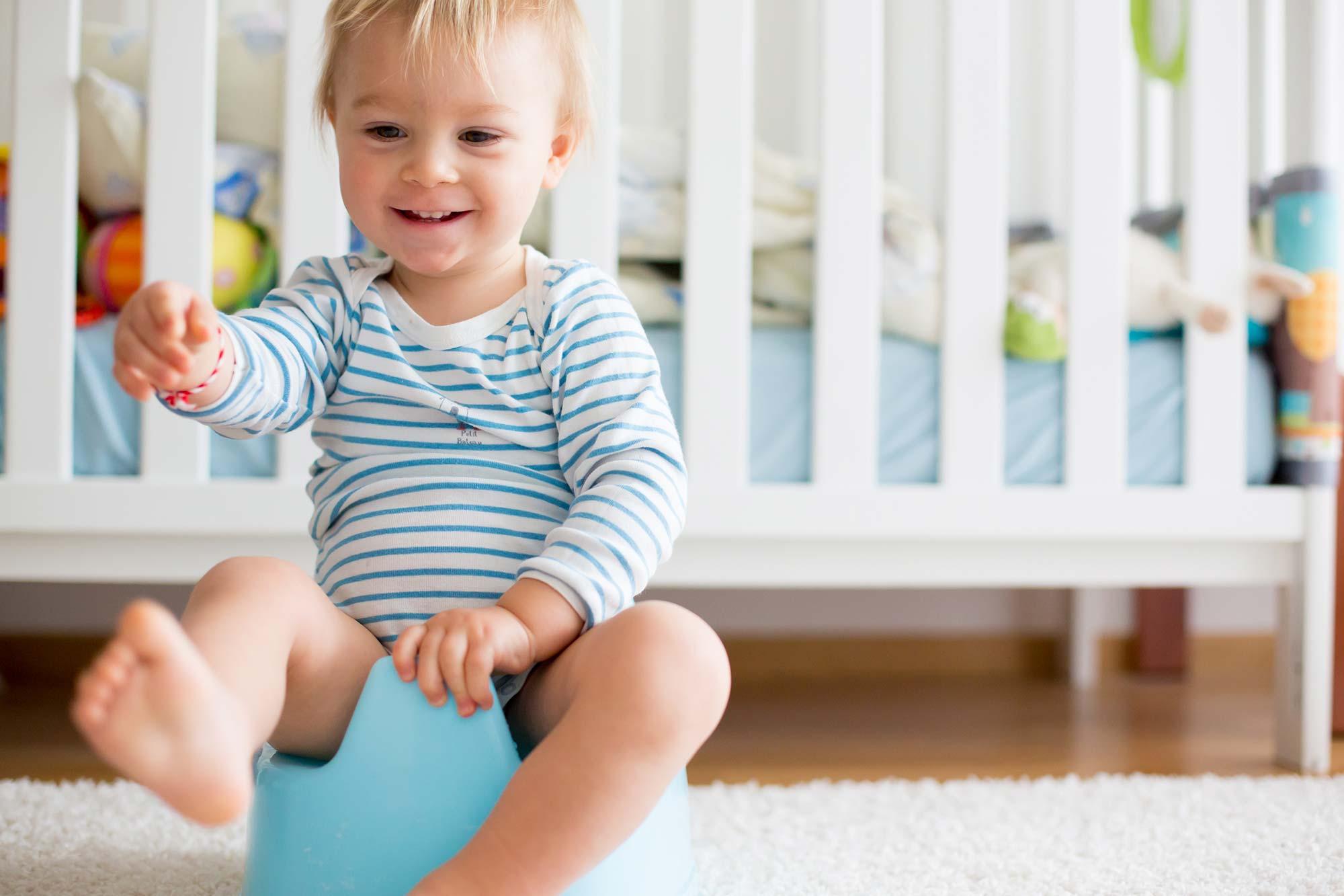 Töpfchentraining - Wie wird Dein Kind trocken?