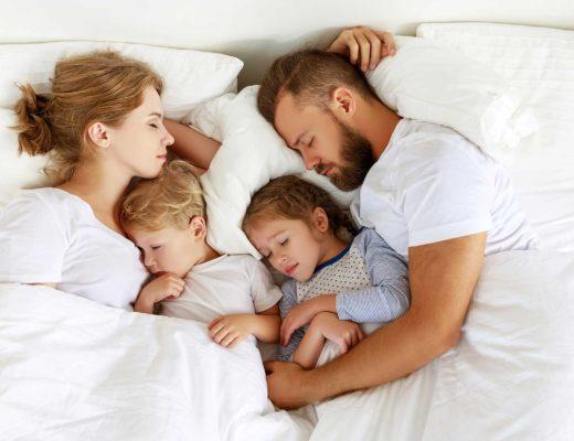 Familienbett – Eine Wohlfühloase für Eltern & Kinder