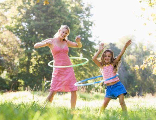Hula Hoop – Der Sporttrend 2020 für Zuhause