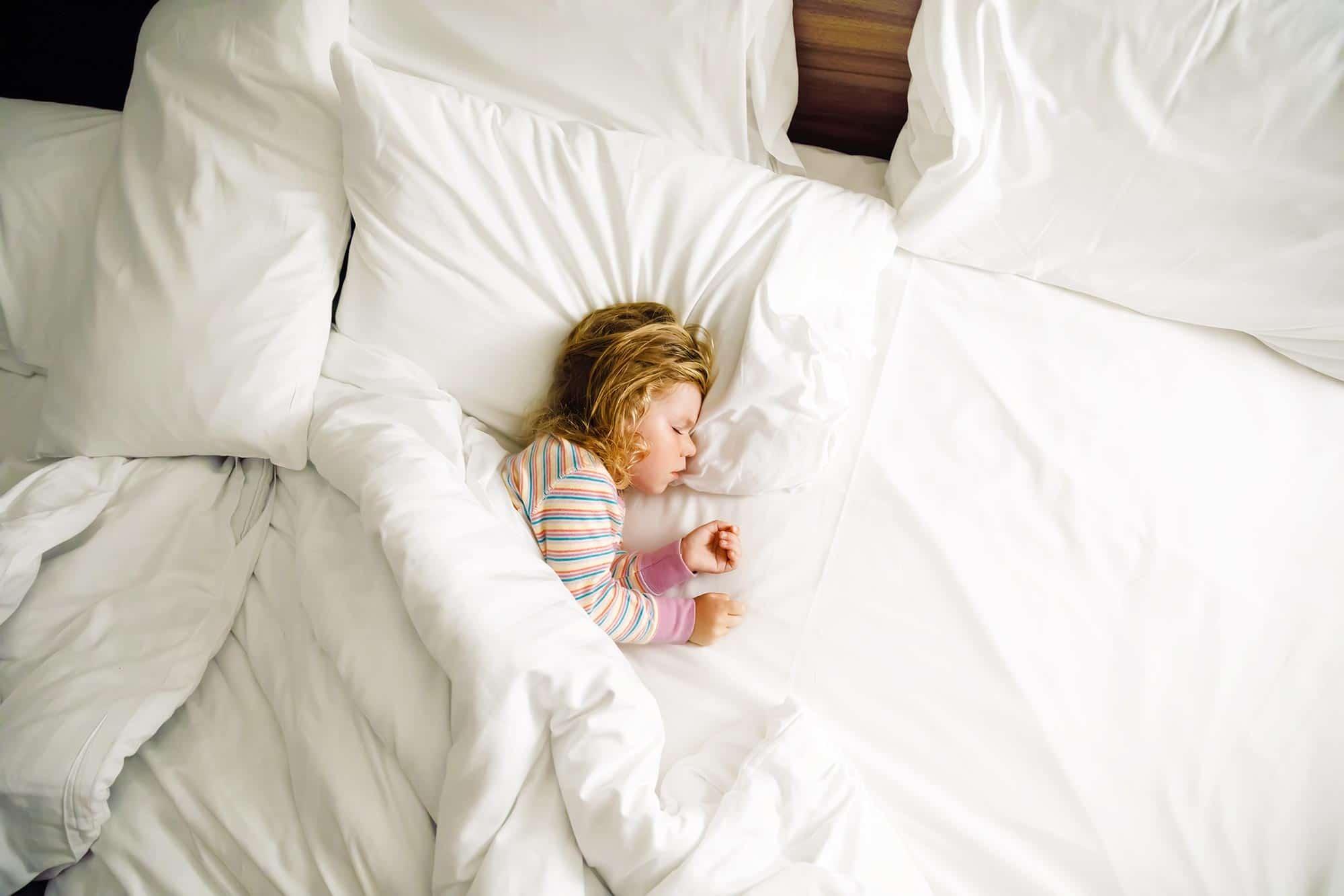 Gesunde Lebensmittel für einen gesunden Schlaf bei Kindern