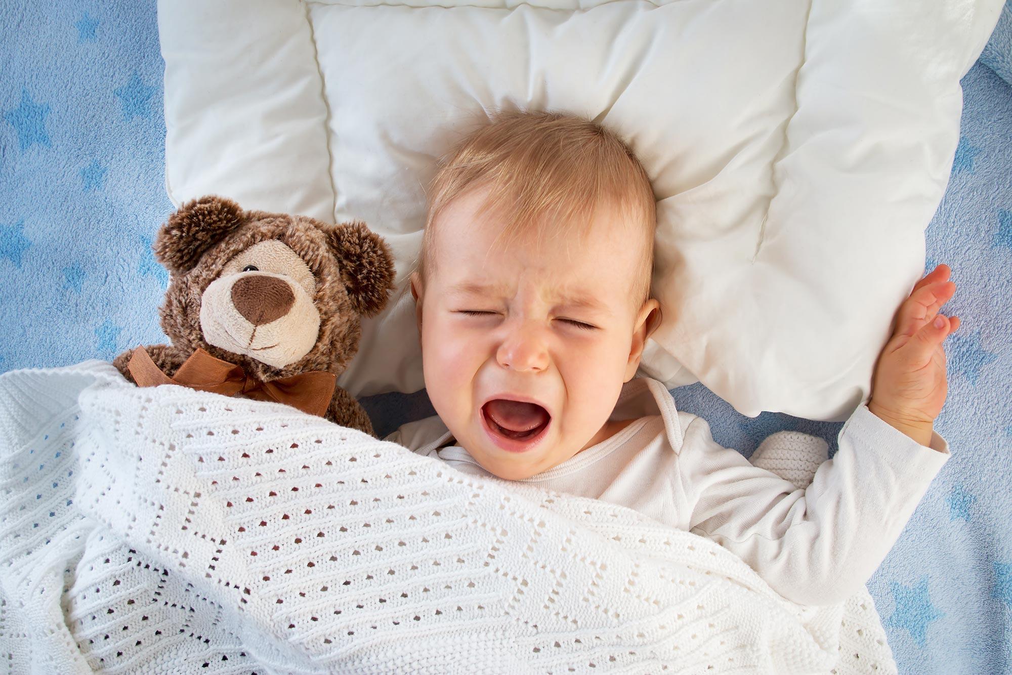 Kind schreit Nachts - Was tun?